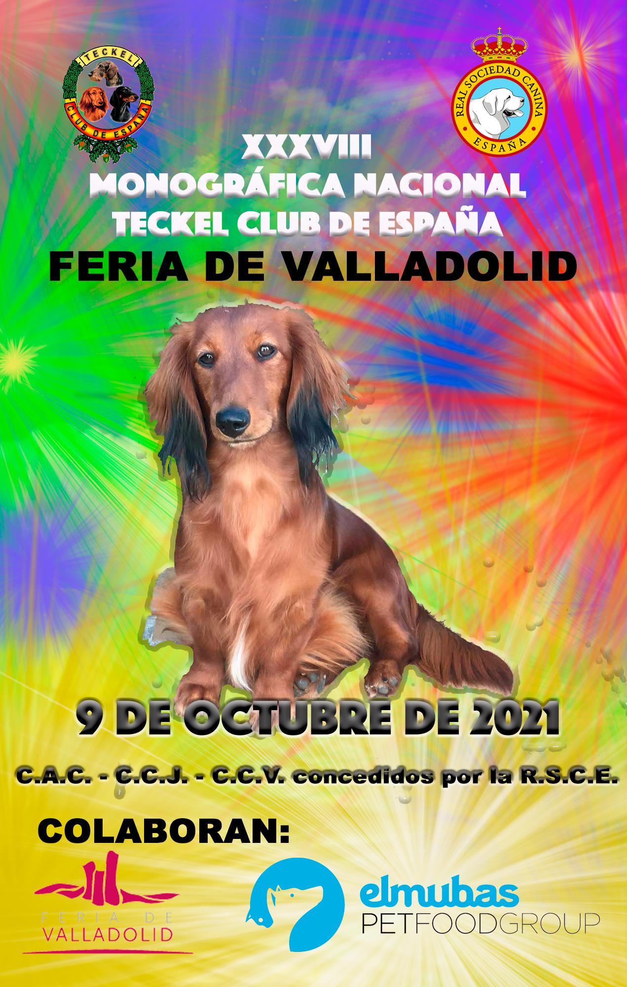 MONOGRÁFICA TECKEL CLUB DE ESPAÑA