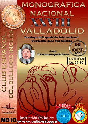 XXVIII-MonográficaBULLDOGINGLES